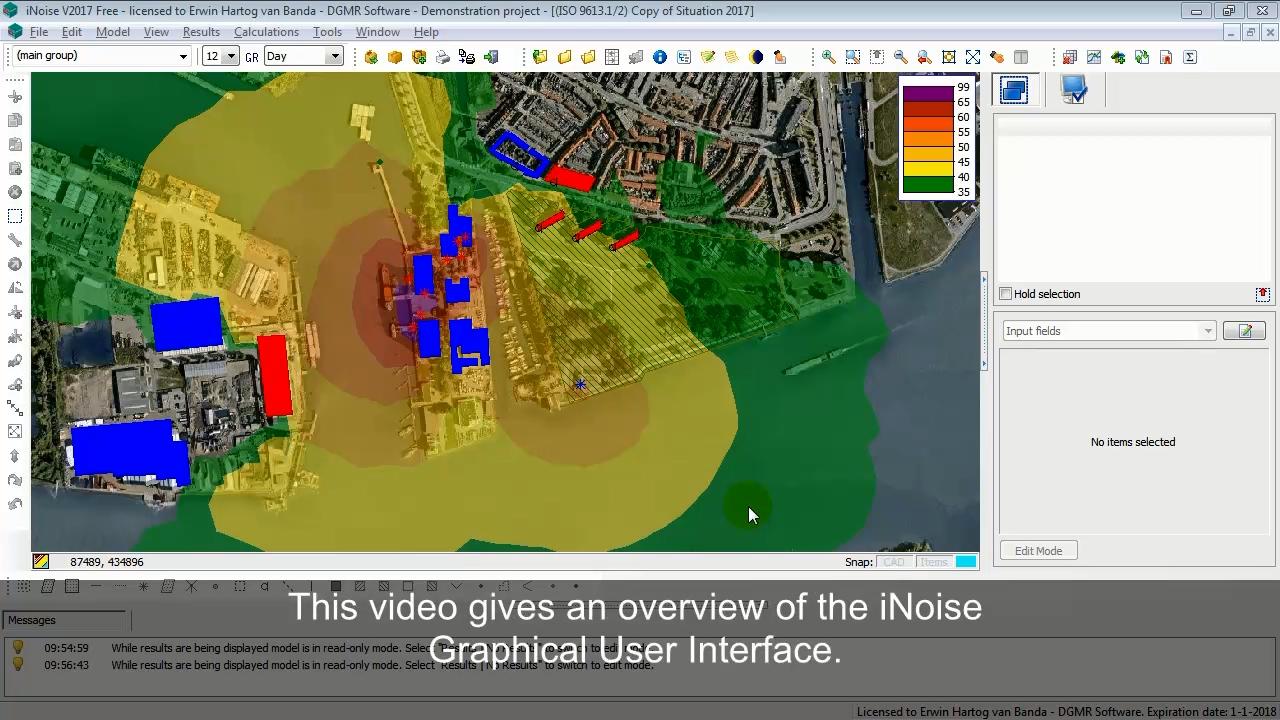 Tutorial videos & Gallery   DGMR Software