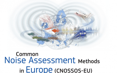Free webinars in May on modelling with CNOSSOS-EU