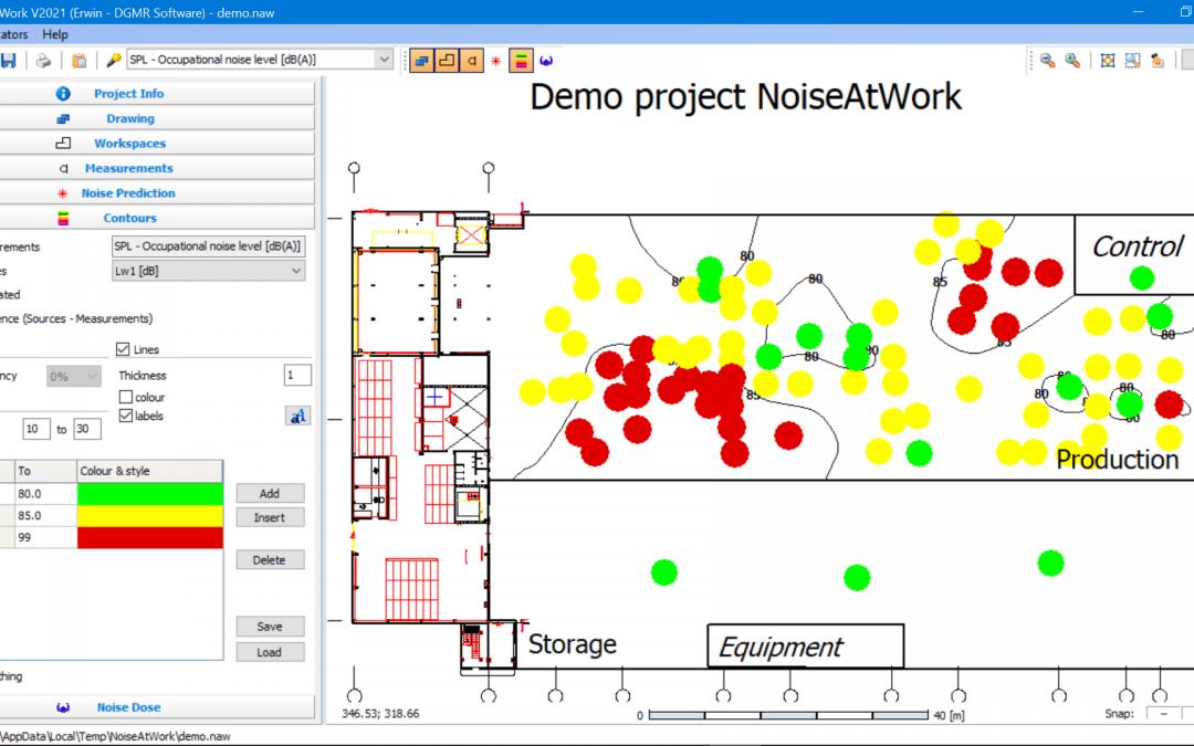 NoiseAtWork V2021 released